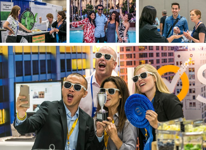 Images from HostingCon Global 2015