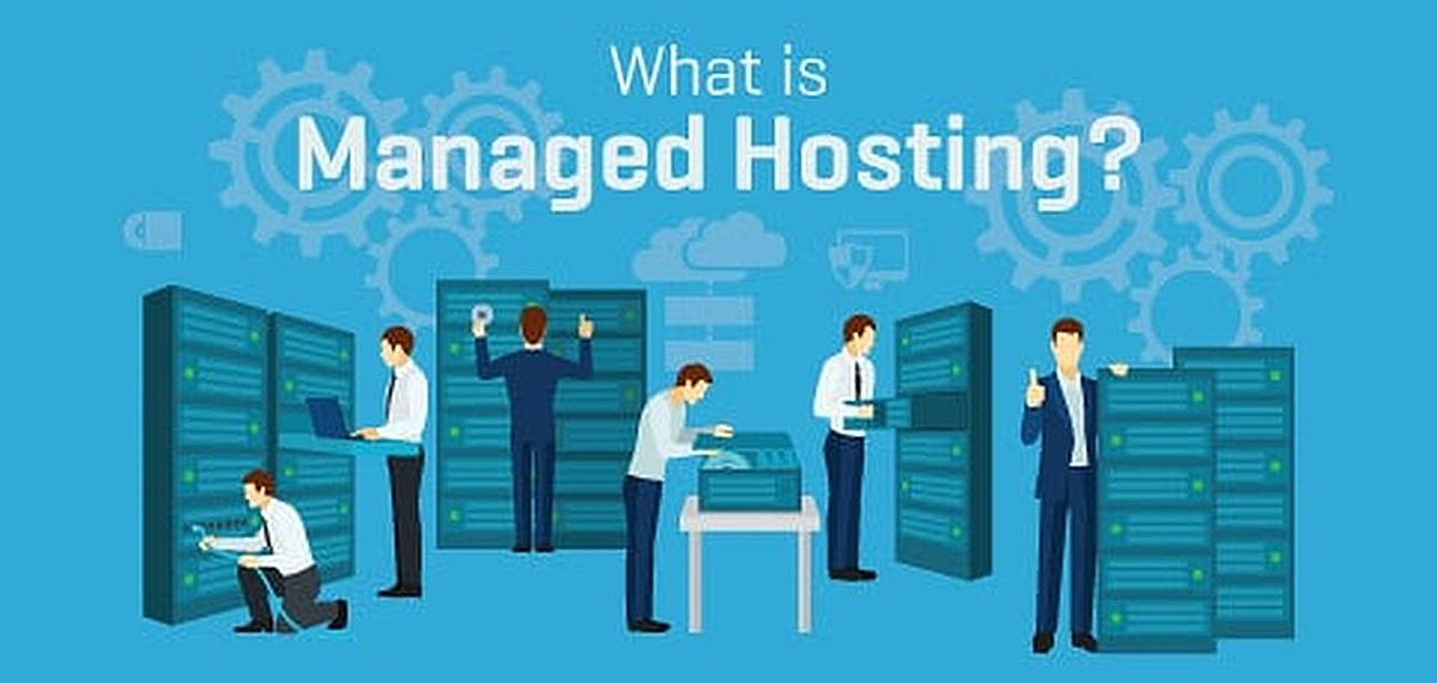 Six best managed hosting options