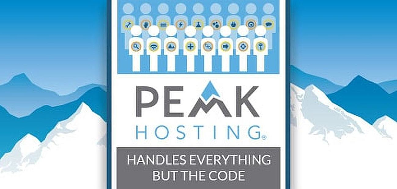 Peak Hosting Handles Everything But Your Code