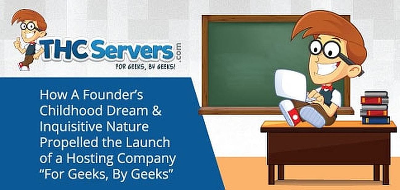 THCServers: Hosting Company For Geeks, By Geeks