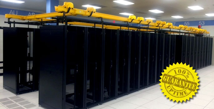 Codero's datacenter in Dallas-Fort Worth