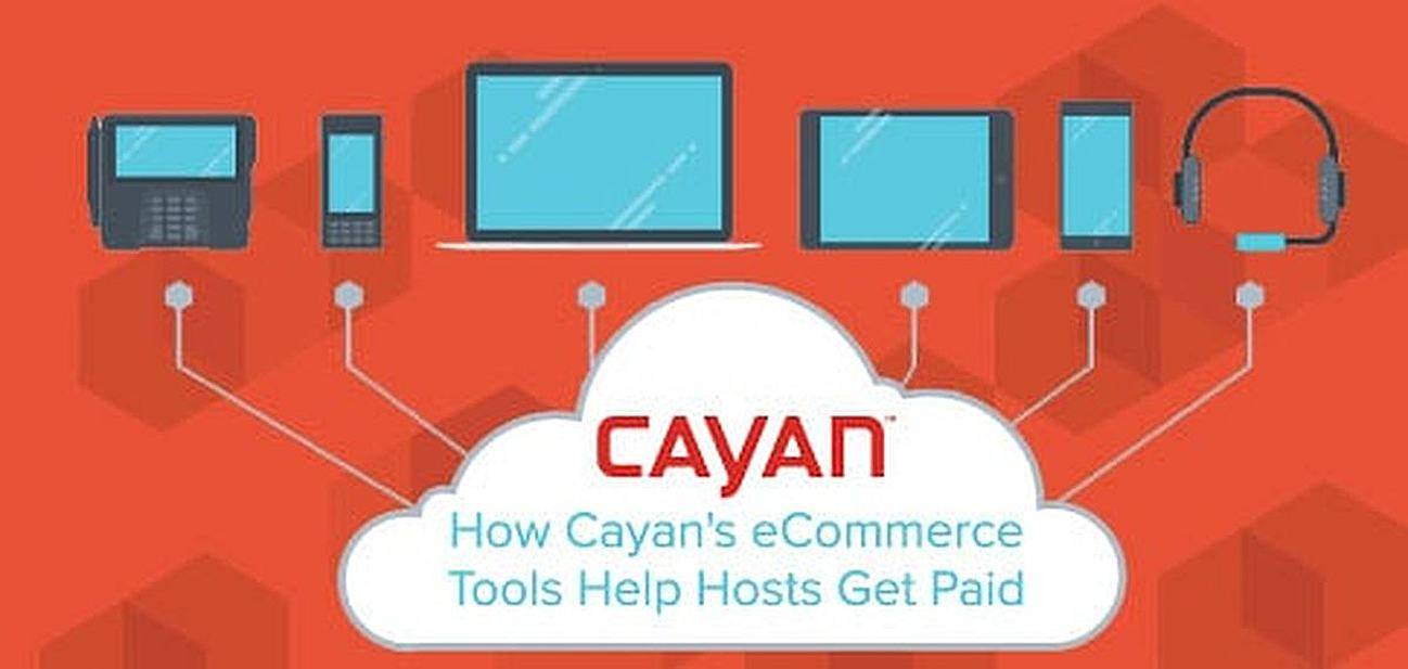 How Cayan's Payment Processing Tools Help Hosts Get Paid