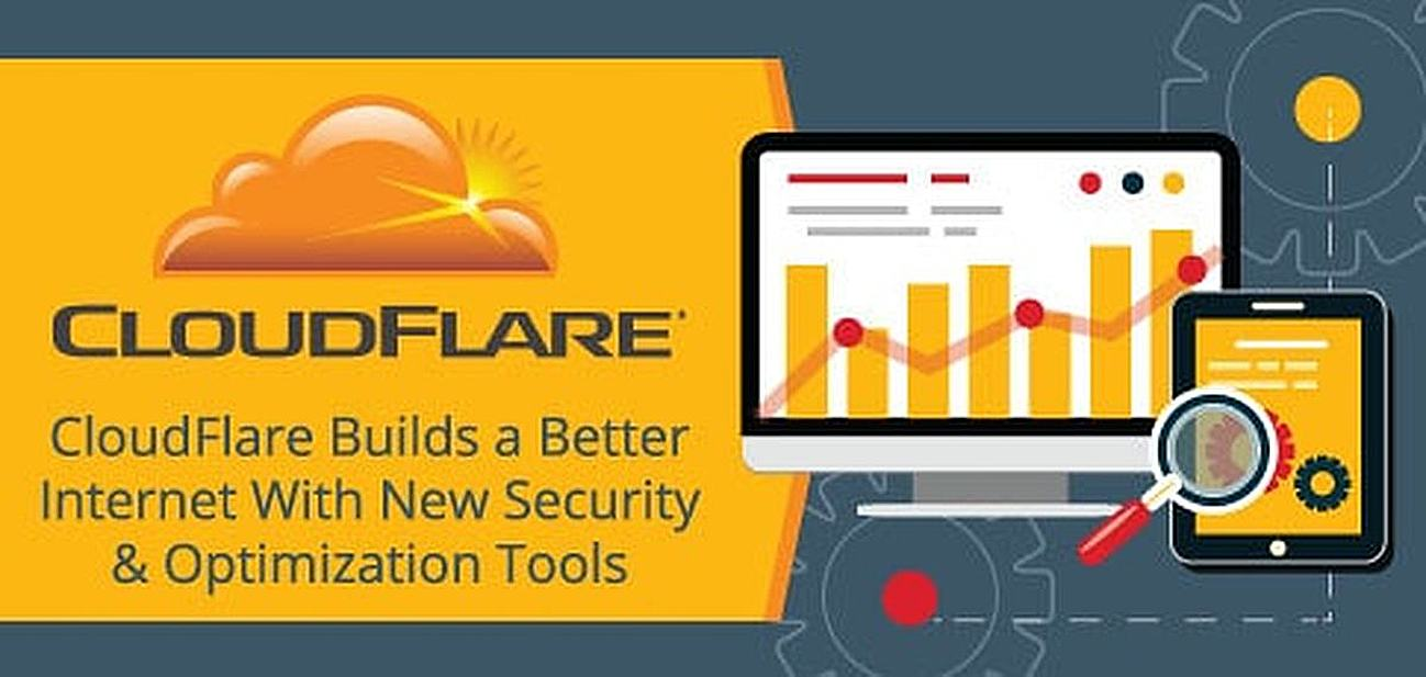 CloudFlare Builds a Better Internet with New Security & Optimization Tools