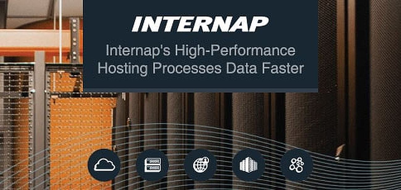Internap's High-Performance, Scalable Hosting Options Can Reduce Latency and Process Data Faster
