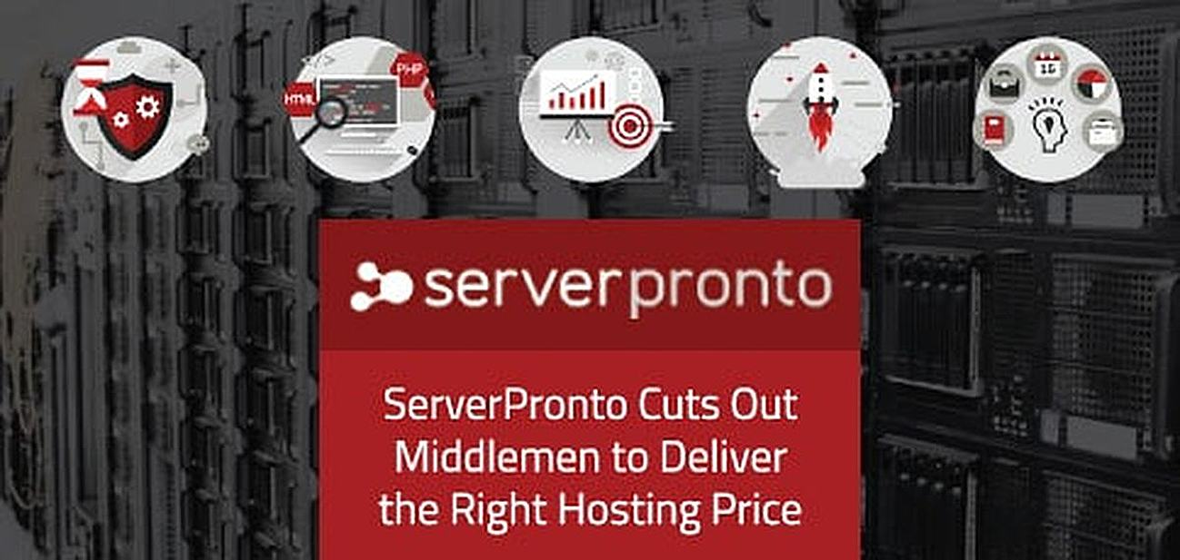 ServerPronto Cuts Out Middlemen to Deliver the Right Hosting Price
