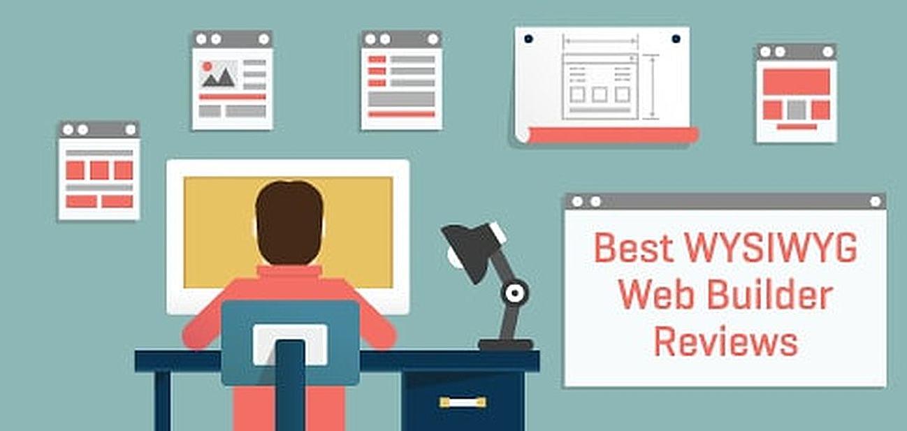 Best WYSIWYG Web Builder Reviews