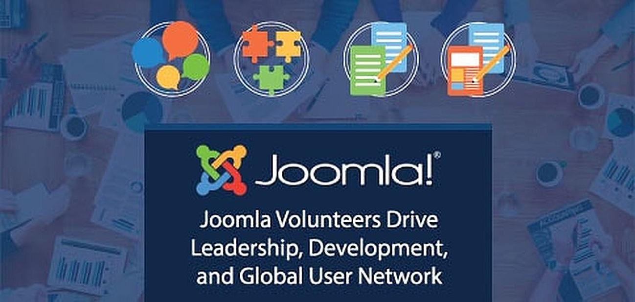 Joomla volunteers drive leadership, development, and global user network