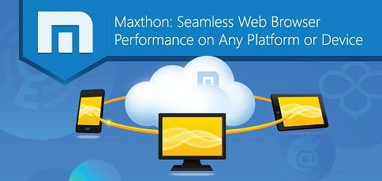 Browse Without Limits: Maxthon Offers Seamless Performance & Synchronization on Any Platform or Device