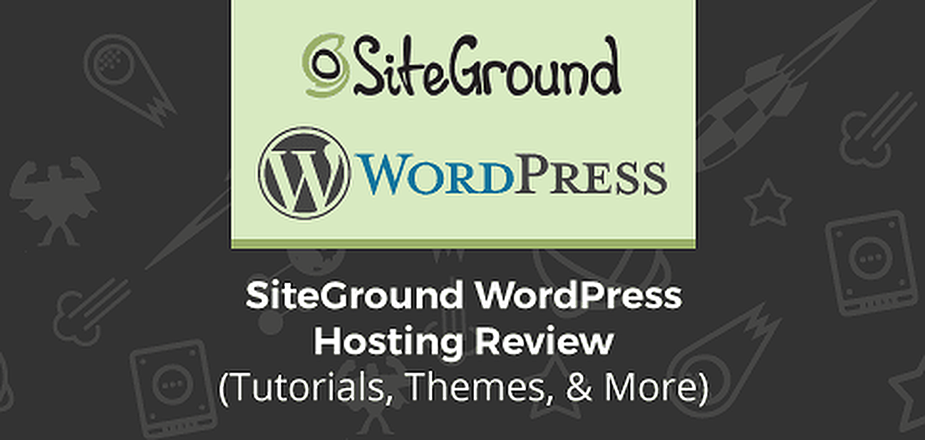 Siteground  Hosting Monthly