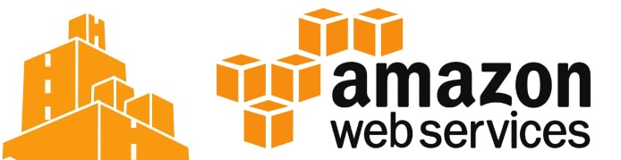 Screenshot of AWS banner