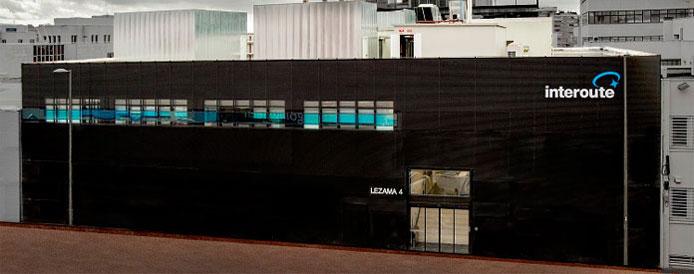 Photo of Interoute Madrid datacenter