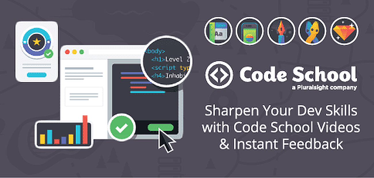 Sharpen Your Dev Skills With Code School Videos and Instant Feedback