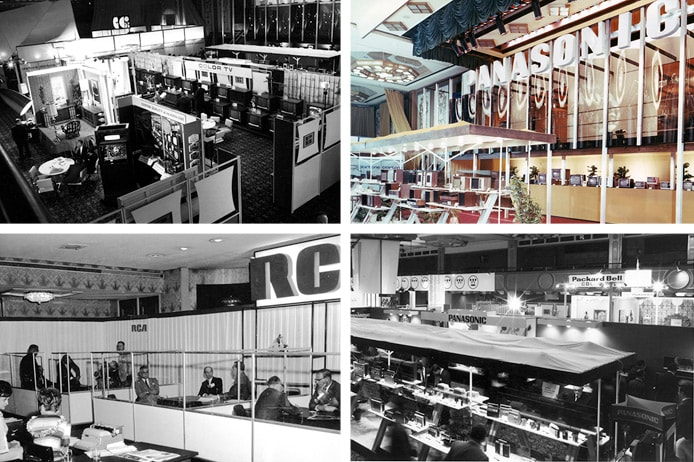 Collection of images from CES 1967