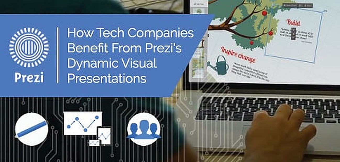 How Tech Companies Benefit From Prezi Dynamic Visual Presentations Encourage Conversation While Interactivity Moves Projects