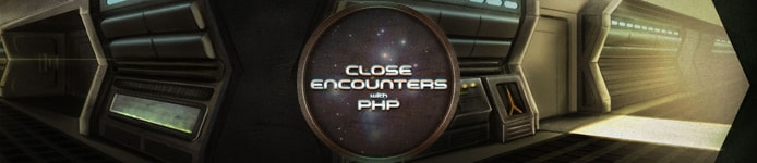 Badge for completing upcoming PHP course