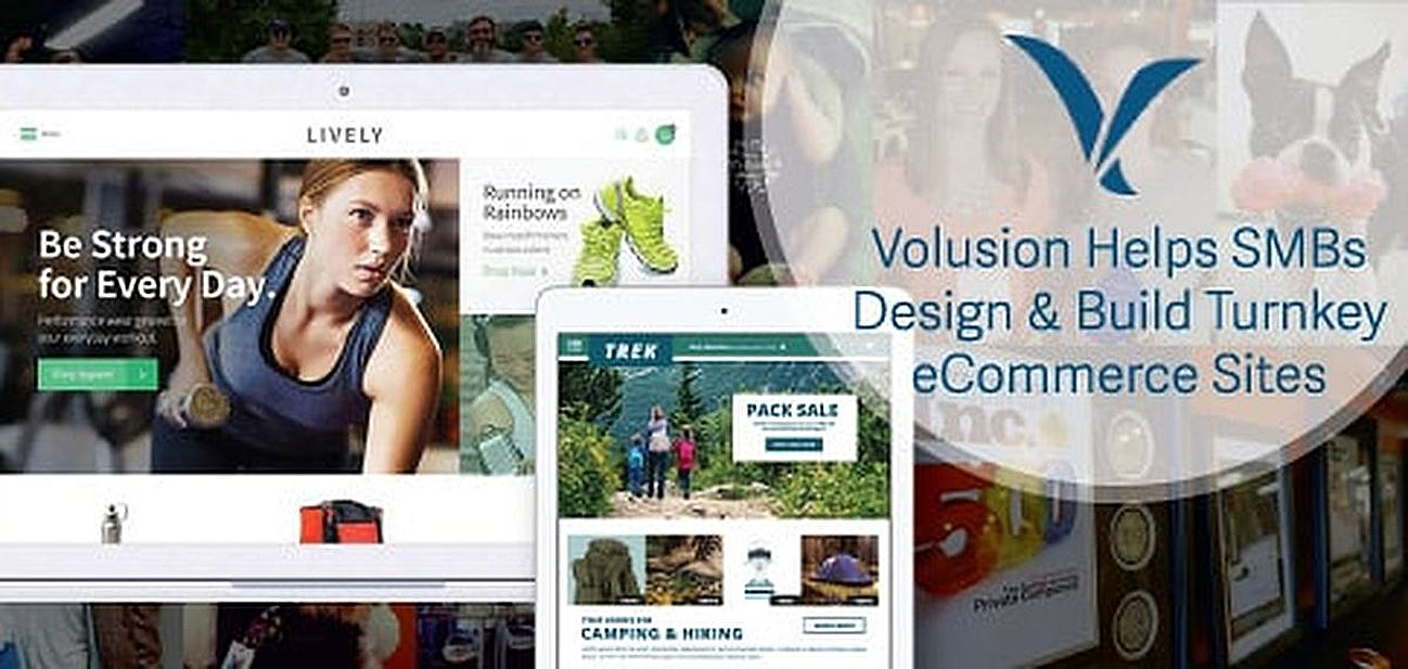 Volusion Primes SMB Sites to Convert Sales — How 900+ Features and a Longevity-Focused Team Produce a Comprehensive eCommerce Platform