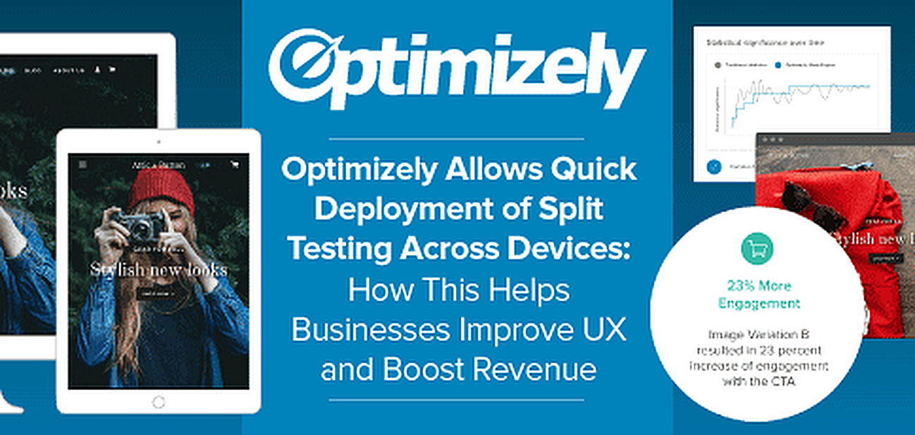 Optimizely Allows Quick Deployment of Split Testing Across Devices — How This Helps Businesses Improve UX and Boost Revenue