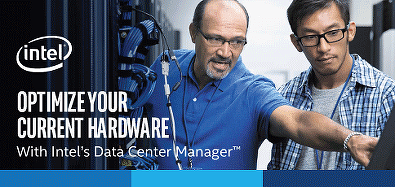 Optimize Your Current Hardware With Intel's Data Center Manager