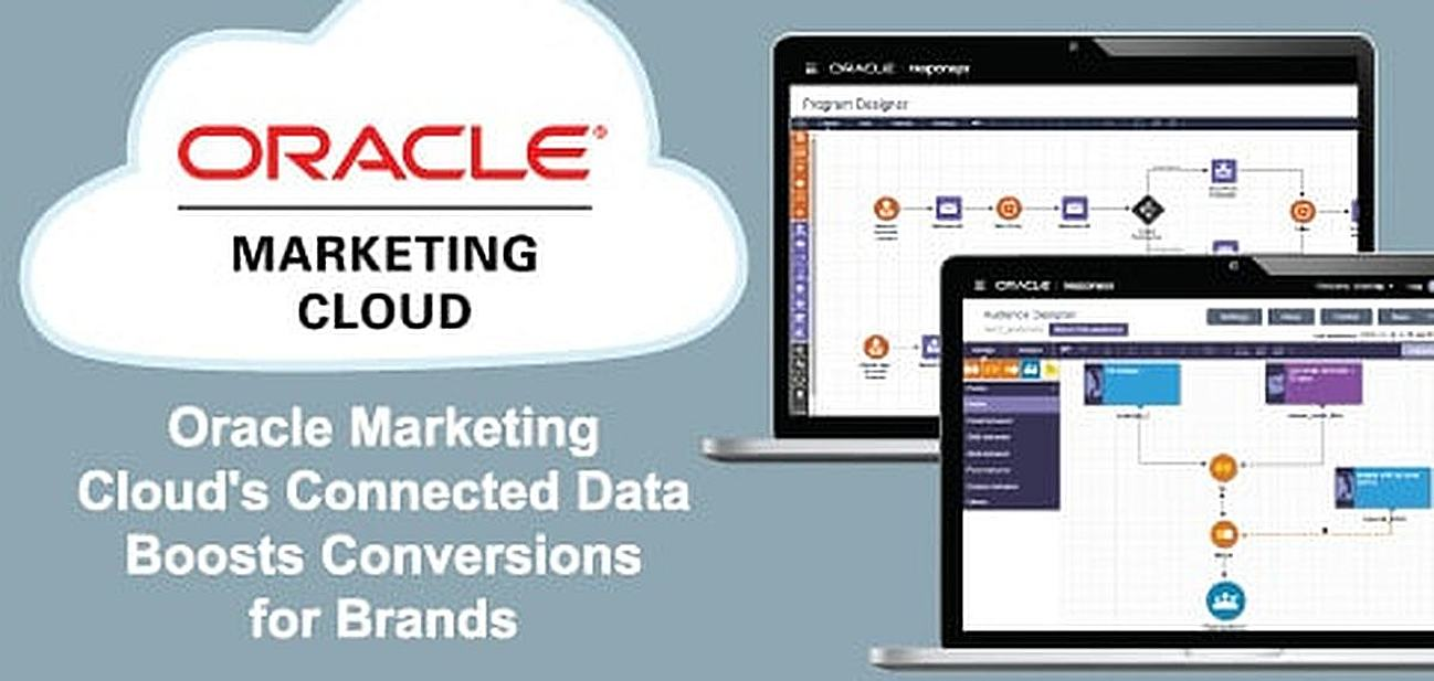 Oracle Marketing Cloud's Connected Data Boosts Conversions for Brands