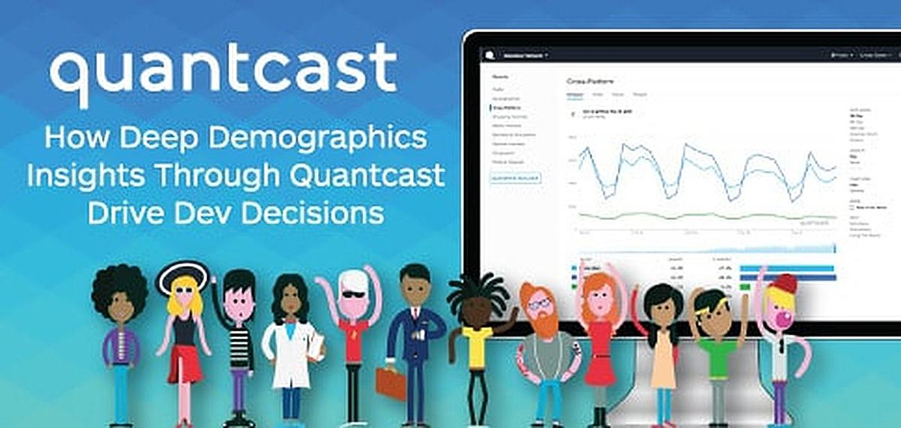 Quantcast: How Deep Insights Into Visitor Demographics Help Drive Decisions for Website Owners and App Developers