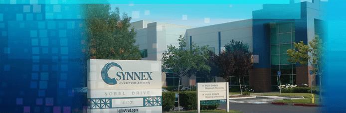 Photo of SYNNEX headquarters