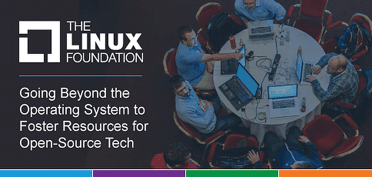 How The Linux Foundation Goes Beyond the Operating System to Create the Largest Shared Resource of Open-Source Technology