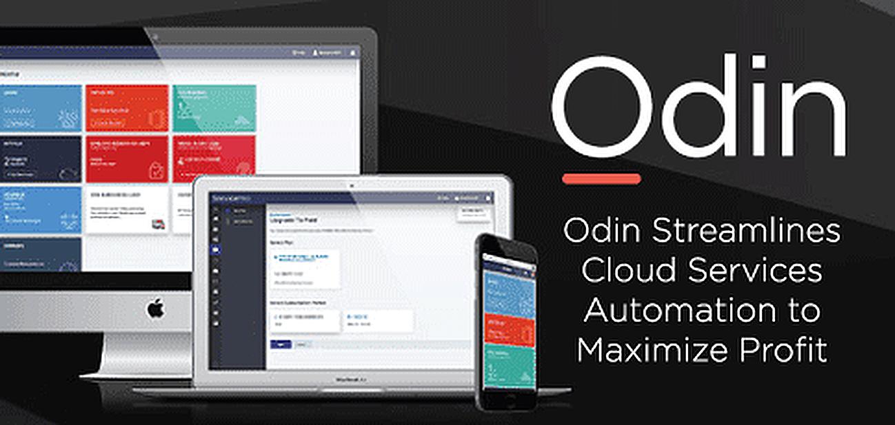 Odin Streamlines Cloud Services Automation to Maximize Profit