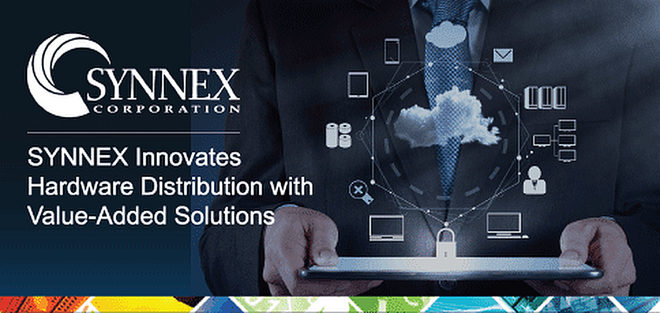 SYNNEX Continued Leadership in Hardware Extends to the Hybrid Cloud: Why Industry Experts, Hardware Assembly, and Distribution Are So Valuable