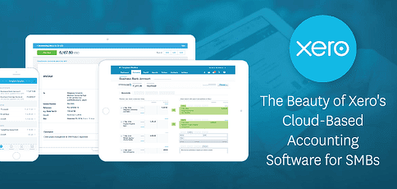 The Beauty of Xero's Cloud-Based Accounting Software for SMBs