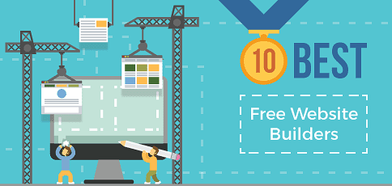 10 Best Free Website Builders
