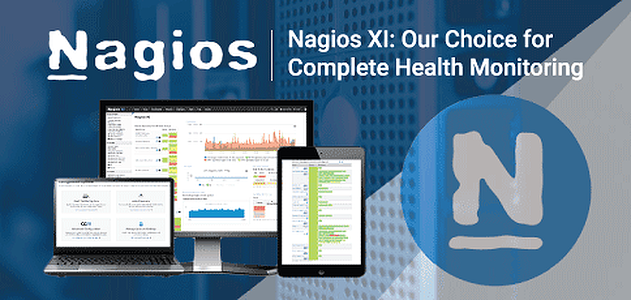 The Landscape of Infrastructure Threats and Why Nagios XI is Our Choice for Comprehensive Health Monitoring, Risk Mitigation, and Traffic Analysis