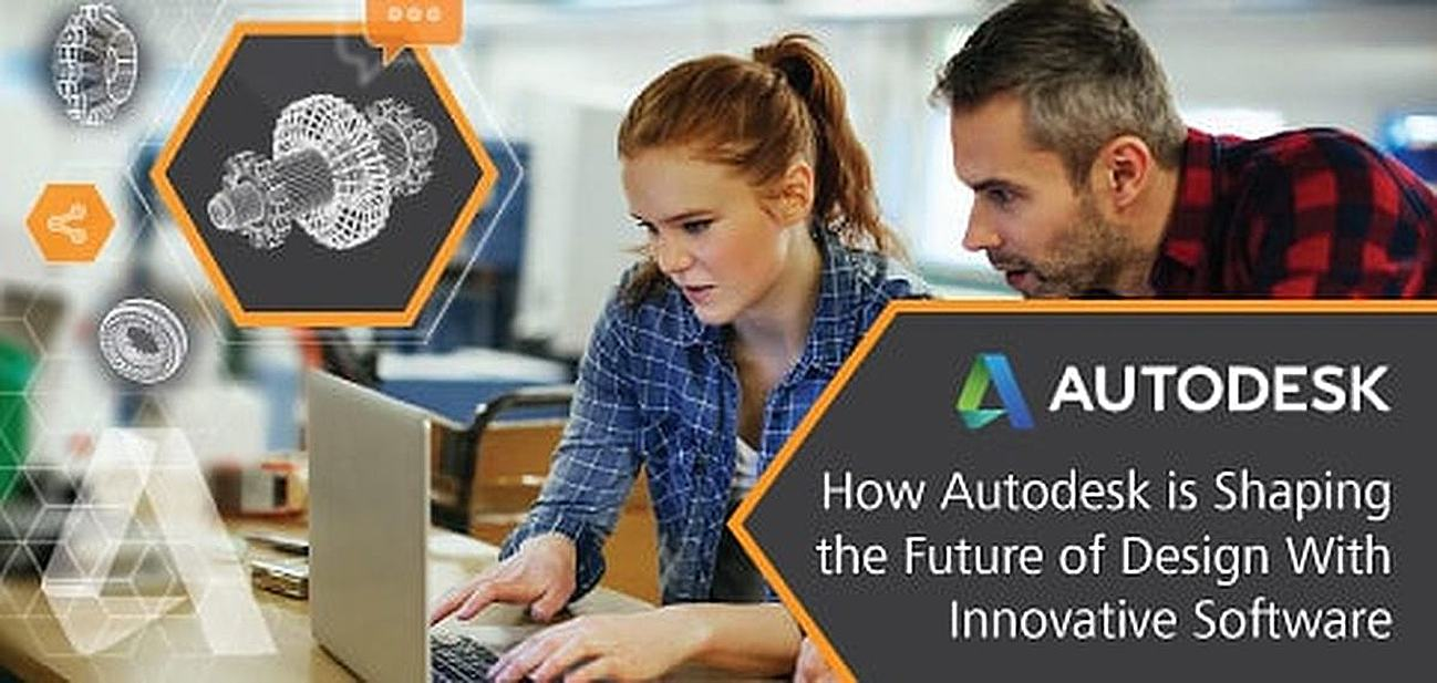 Better By Design: How Autodesk is Reimagining the Future of Creation with Industry-Specific Software for AEC, Manufacturing & Entertainment