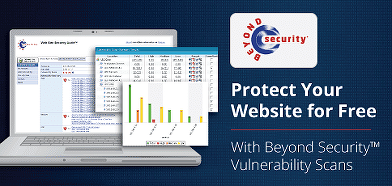 Protect Your Website With Free Bulnerability Scans With Beyond Security