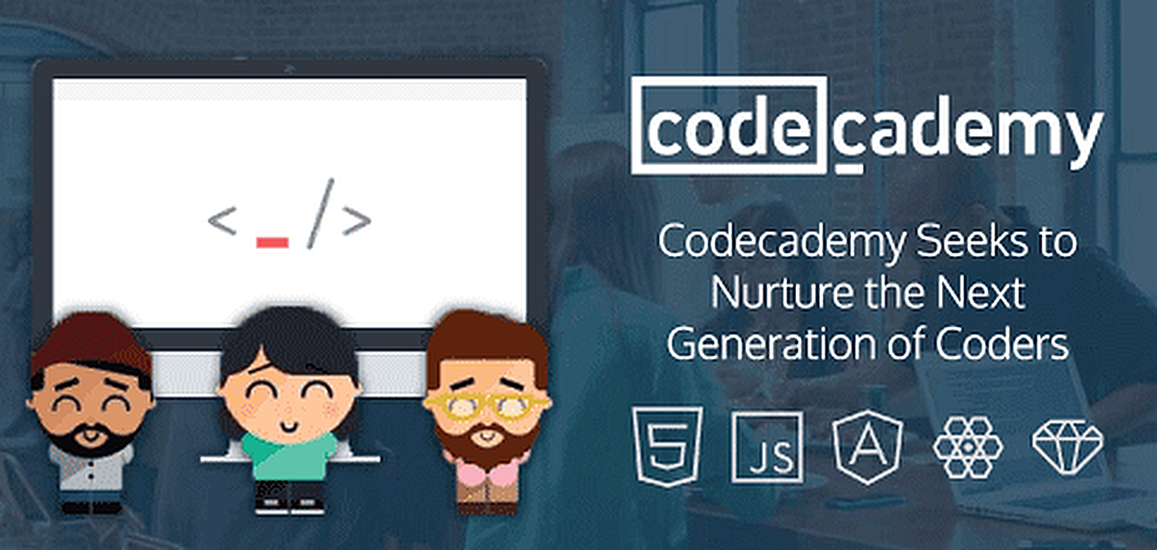 A Primer on Programming — Codecademy Seeks to Nurture the Next Generation of Coders with Free Educational Courses and Resources