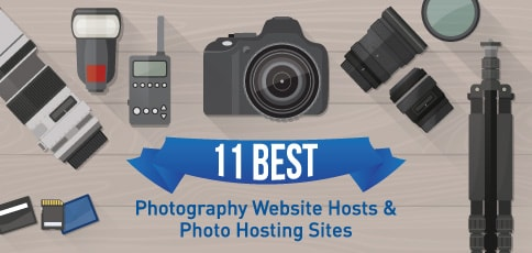 Image for Photography Website Hosting Guide
