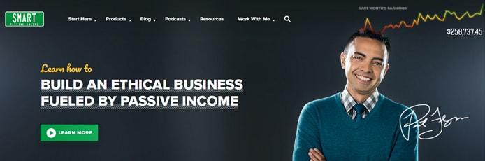 SmartPassiveIncome.com Screenshot