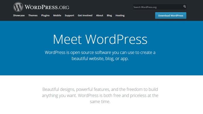 16 Best: Blog Software Comparison (Free / Open-Source Tools