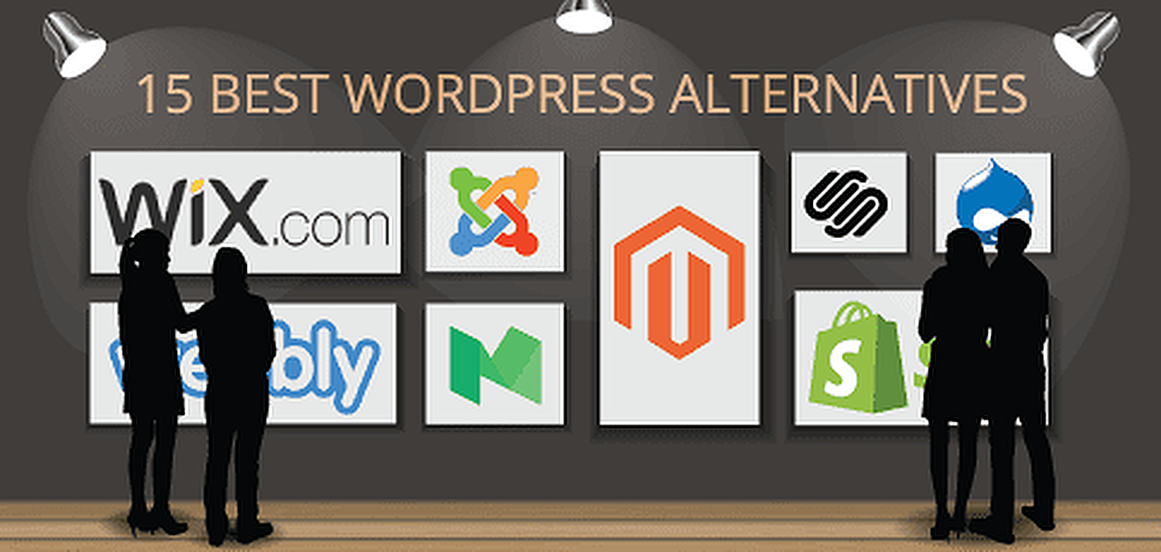 15 Best WordPress Alternatives for Websites, Blogging, and Online ...