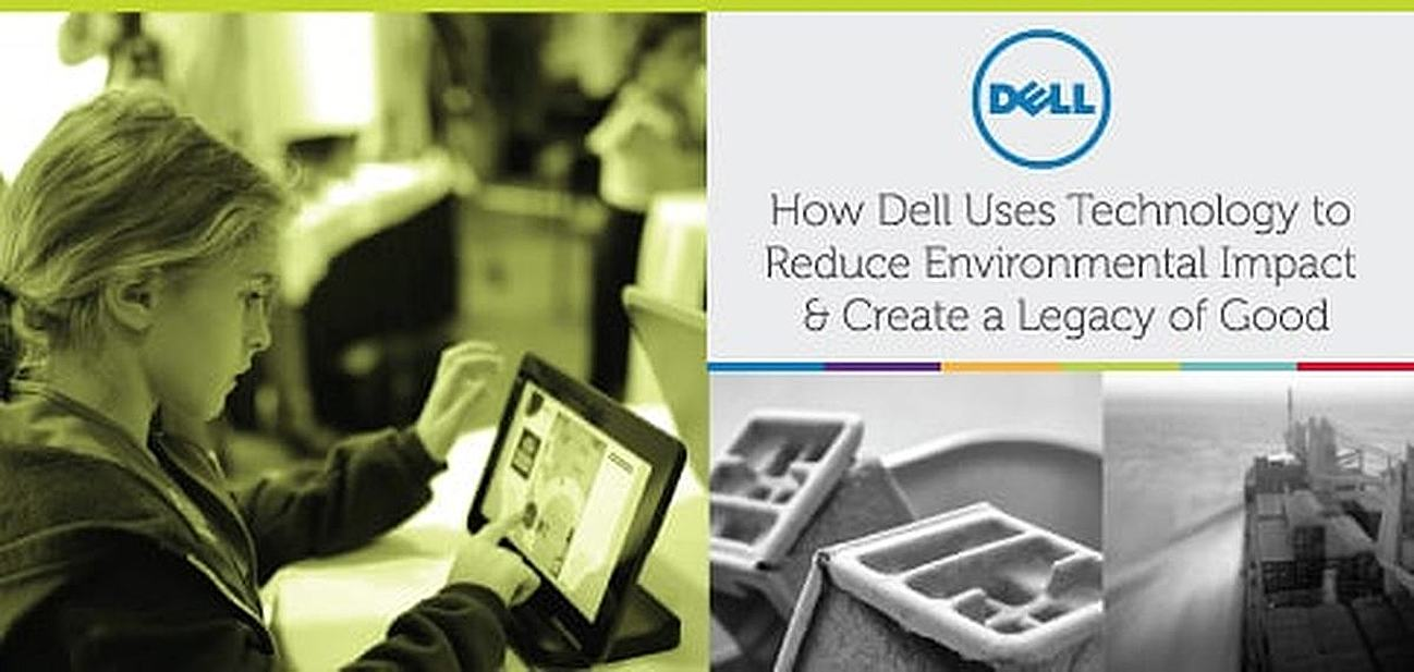 Using Technology to Create a Legacy of Good: Dell Reduces Environmental Impact Through Recycling Programs, Energy Efficiency, and Creative Design