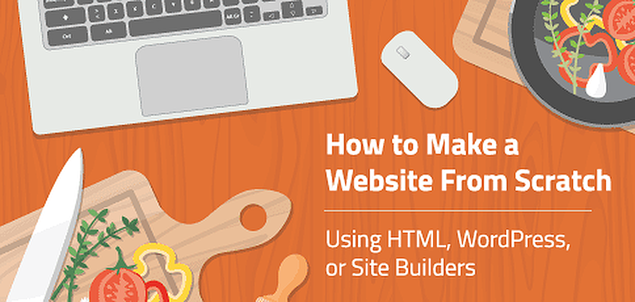 How to Make a Website Guide Image