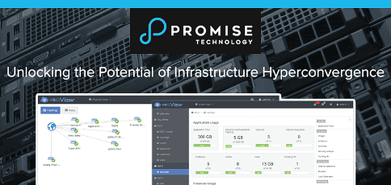 Image featuring Promise technologies