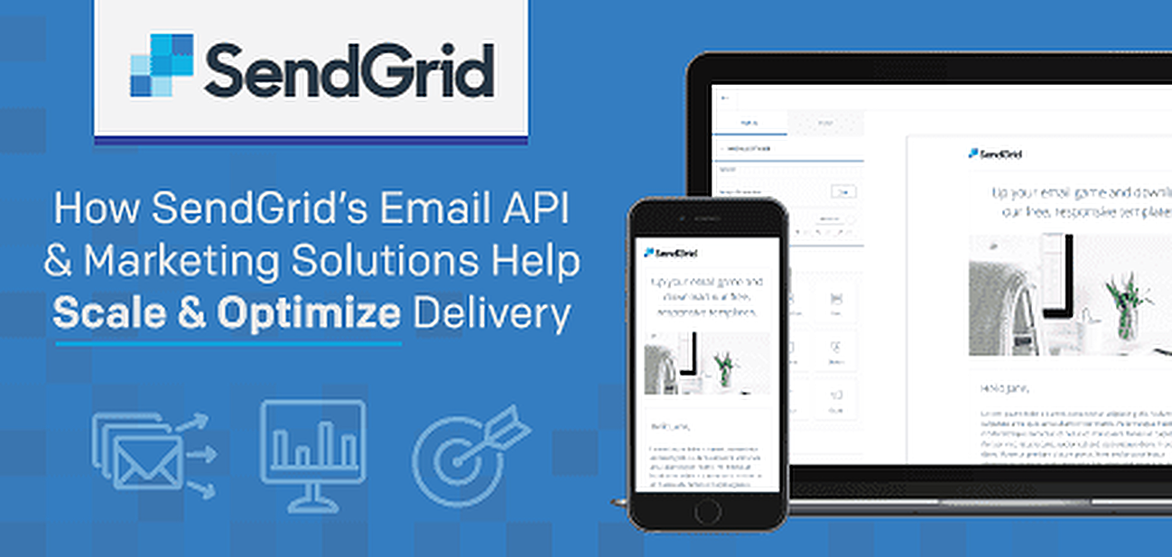 SendGrid Helps 50,000+ Businesses Deliver 35 Billion Messages Per Month — Reaching Targeted Audiences Via Robust Email API & Marketing Solutions