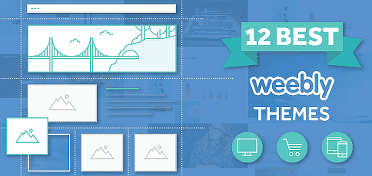 weebly themes  12 Best Free, Premium, Responsive, and Custom Weebly Themes