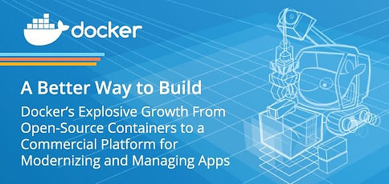 Docker's Move From Open-Source Containers to a Complete Commercial Platform