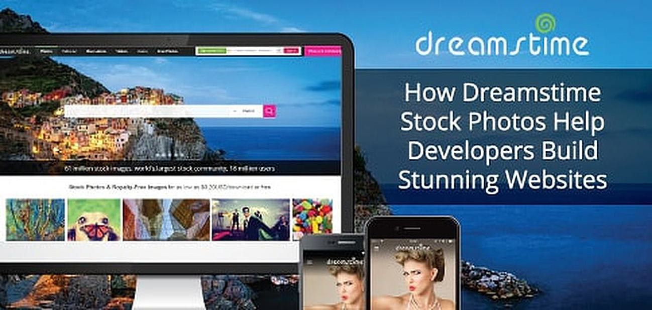 How Dreamstime Helps Developers Build Visually Stunning Sites With a Vast Community of Photographers and 61 Million Photos and Illustrations