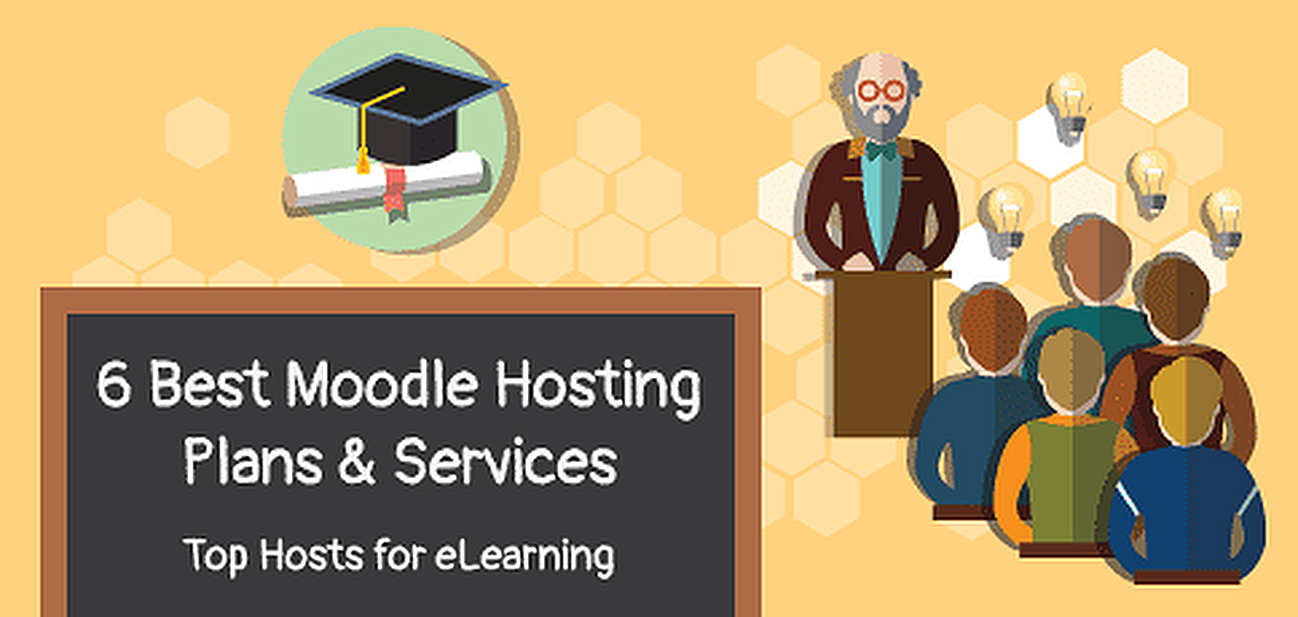 6 Best Moodle Hosting Services 2018 — Top Hosts for Moodle LMS