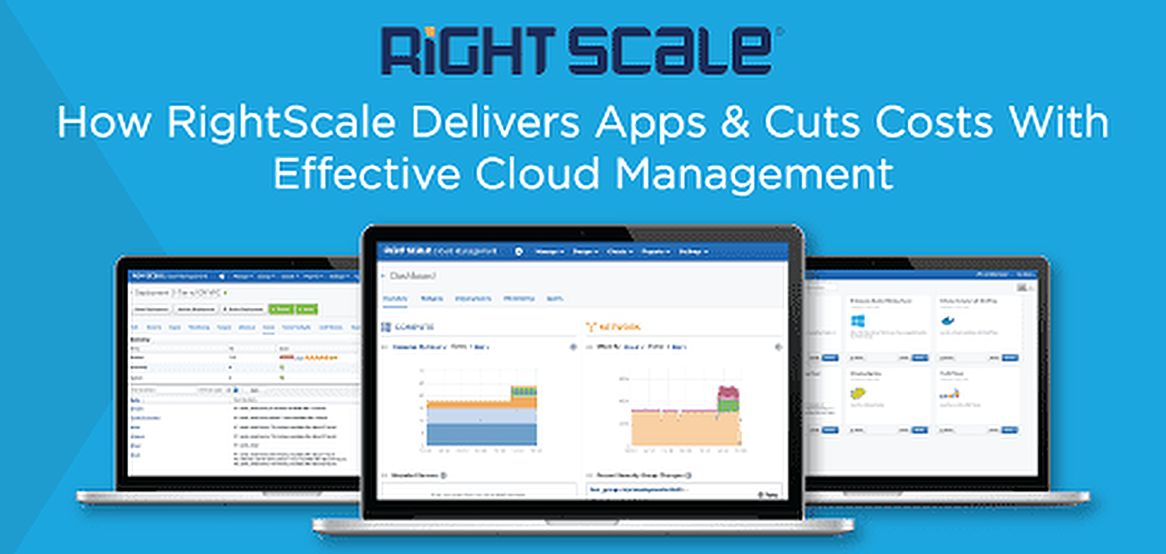 RightScale Cloud Management and Optimization: How the Platform Empowers Enterprises to Seamlessly Deliver Applications and Drive Revenue