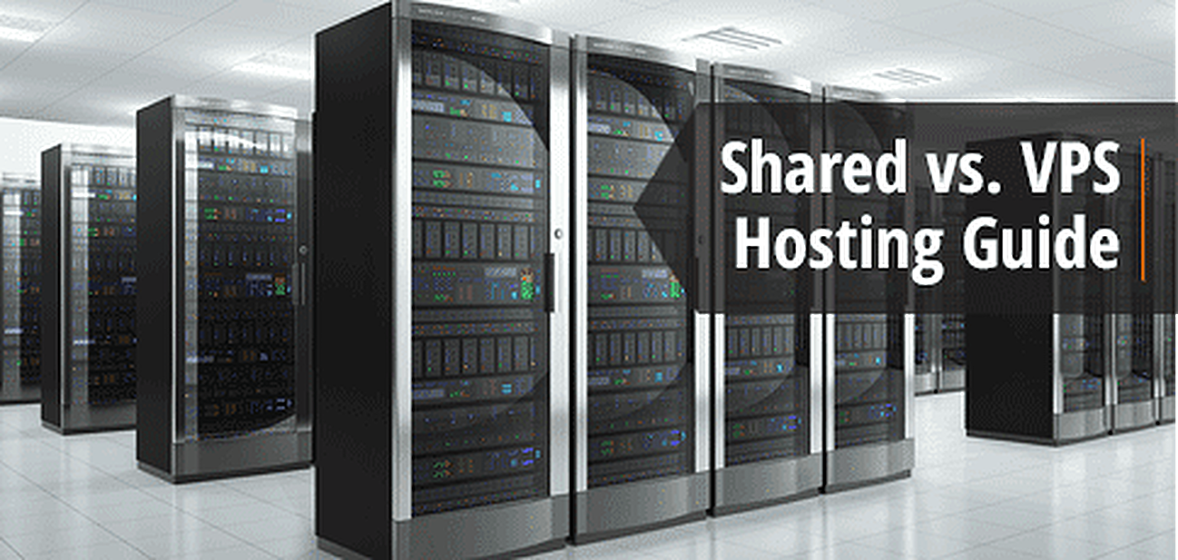 Shared vs. VPS Hosting Guide Image