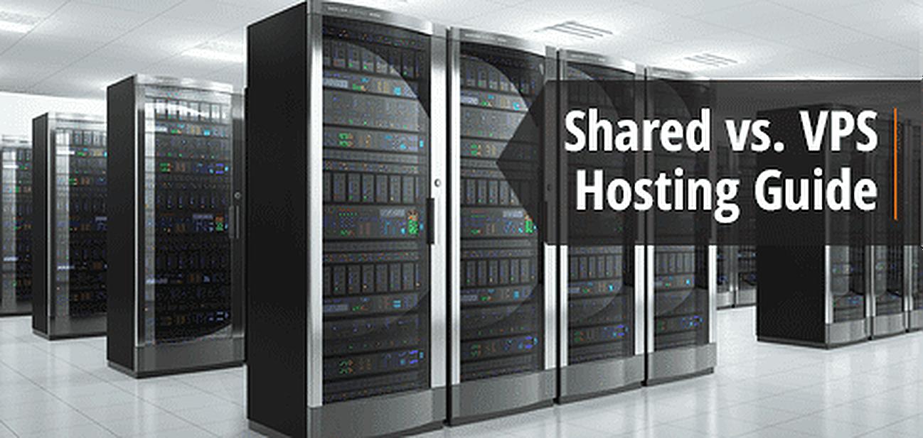 Shared vs. VPS Hosting Guide Image