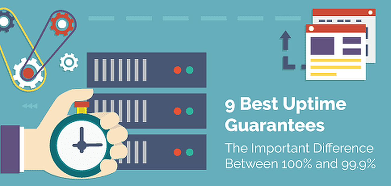"9 Best ""Uptime Guarantees"" in Hosting (Get 100% Uptime Guaranteed)"